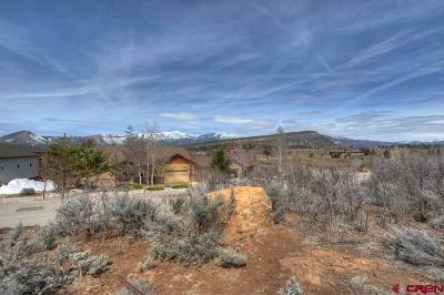 Durango Residential Lots & Land For Sale: 10 Kennebec Drive
