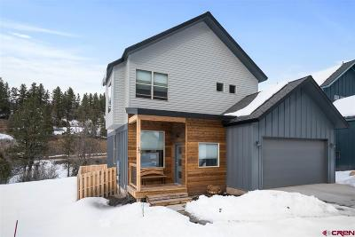 Durango Single Family Home UC/Contingent/Call LB: 75 Spring Creek Village Place