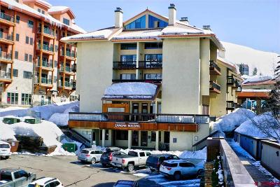 Mt. Crested Butte Condo/Townhouse UC/Contingent/Call LB: 11 Emmons Road #432