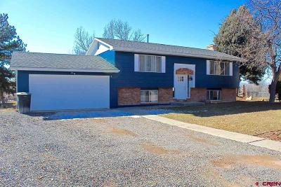 Delta CO Single Family Home UC/Contingent/Call LB: $239,900