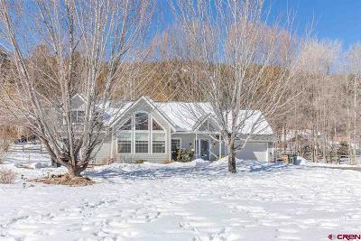 La Plata County Single Family Home For Sale: 28 Valley Court