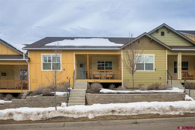 La Plata County Condo/Townhouse For Sale: 157 Sierra Vista Street