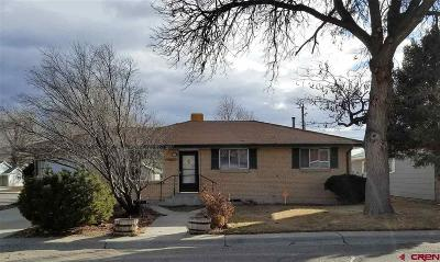 Delta CO Single Family Home UC/Contingent/Call LB: $226,900