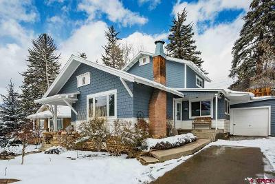 La Plata County Single Family Home UC/Contingent/Call LB: 617 E 9th Street