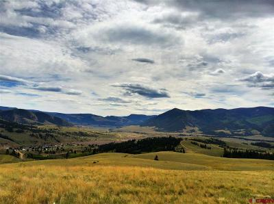 Creede Residential Lots & Land For Sale: Bachelor Loop Road