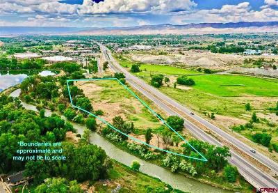 Montrose Residential Lots & Land For Sale: S Hwy 550 & Otter Road
