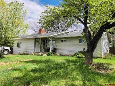 Cortez CO Single Family Home For Sale: $175,000