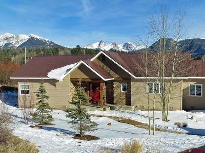 Durango Single Family Home UC/Contingent/Call LB: 196 Hermosa Cliffs Road