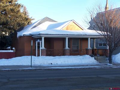 Gunnison County Commercial For Sale: 312 N Main Street