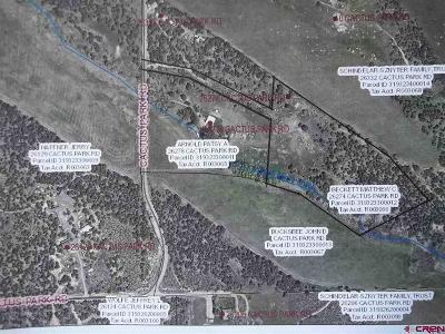 Cedaredge Residential Lots & Land For Sale: 26274 Cactus Park Road