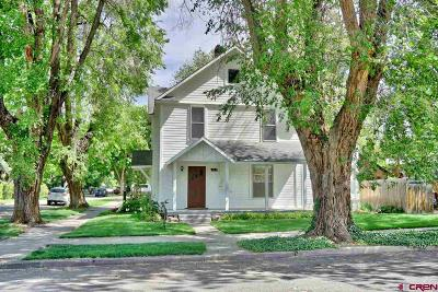 Single Family Home For Sale: 502 3rd Street