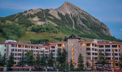 Mt. Crested Butte Condo/Townhouse For Sale: 6 Emmons Road #176