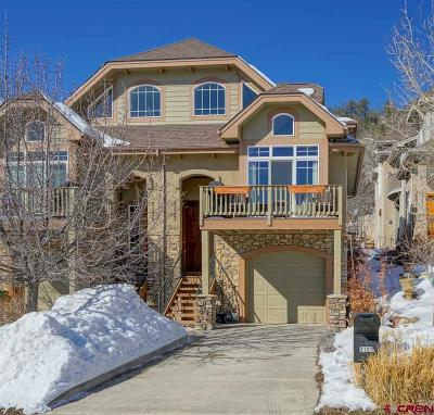 La Plata County Condo/Townhouse For Sale: 3127 W 3rd Avenue