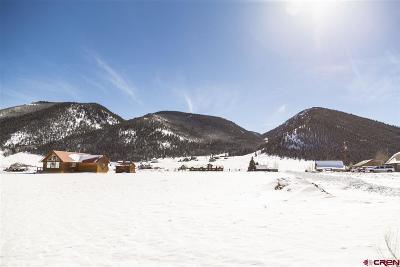 Creede Residential Lots & Land For Sale: 73 Forest Road