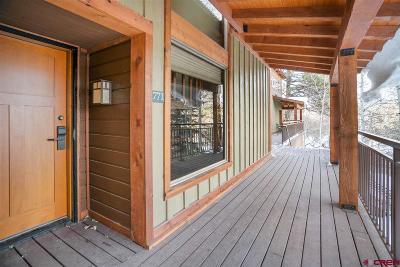 La Plata County Condo/Townhouse For Sale: 365 S Tamarron Drive #771