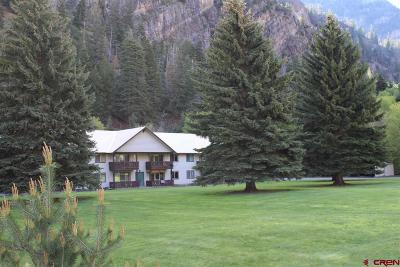 Ouray Condo/Townhouse For Sale: 2101 Main Street #B-2