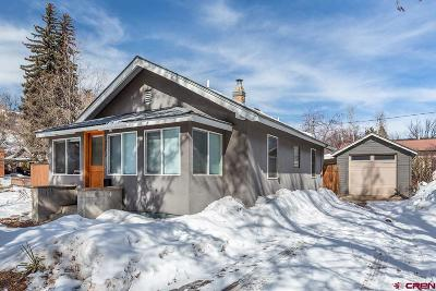 Durango Single Family Home UC/Contingent/Call LB: 275 W 18th Street