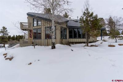 Pagosa Springs Single Family Home UC/Contingent/Call LB: 1014 Piedra Road