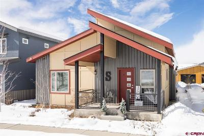 Durango Single Family Home UC/Contingent/Call LB: 170 Pioneer Avenue