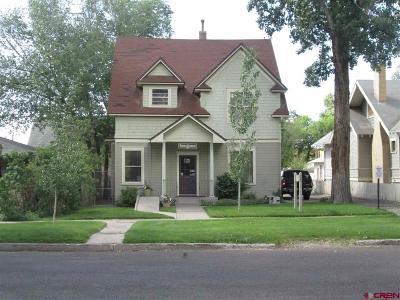 Montrose Single Family Home NEW: 335 S 5th Street
