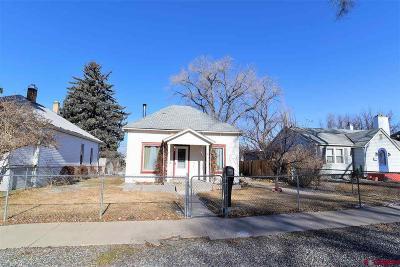 Montrose Single Family Home Back on Market: 619 N 1st Street