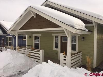 Durango CO Single Family Home NEW: $375,000