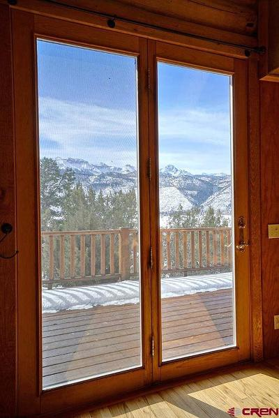 Ouray County Single Family Home UC/Contingent/Call LB: 40 Piedmont Drive