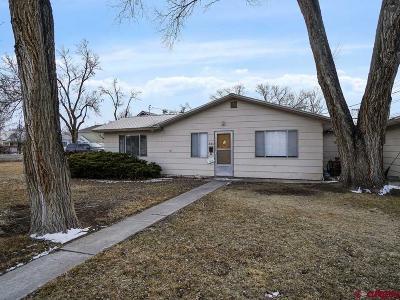 Montrose Single Family Home UC/Contingent/Call LB: 330 S Mesa Avenue