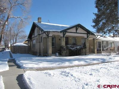 Montrose Single Family Home For Sale: 548 N 2nd Street
