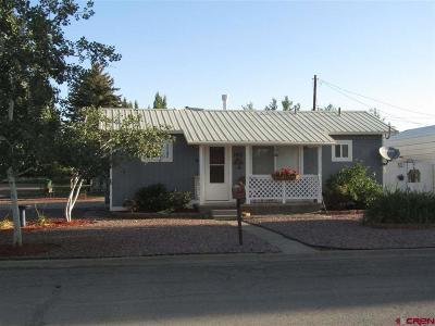 Monte Vista Single Family Home For Sale: 1901 Huxley