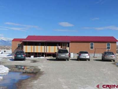 Alamosa Mobile/Manufactured For Sale: 6886 Road 106 South