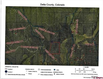 Delta County Colorado Map.Squirrel Rock Road Cedaredge Co Mls 754418 Delta And Montrose