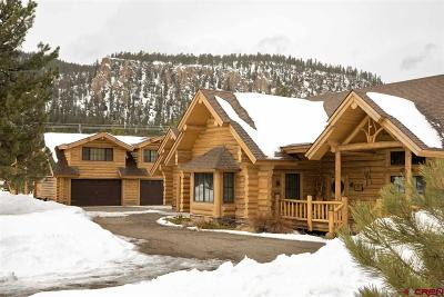 South Fork CO Single Family Home For Sale: $1,275,000
