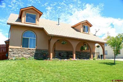 La Plata County Single Family Home For Sale: 521 Hickory Ridge