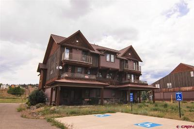 Pagosa Springs Condo/Townhouse For Sale: 502 S 5th Street #A3 / Bu