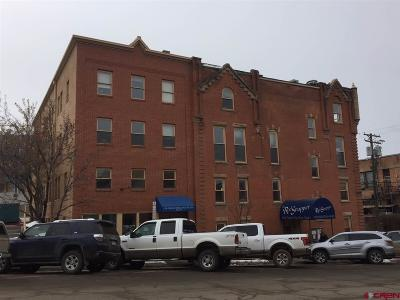 Durango, Bayfield, Cortez, Telluride Commercial For Sale: 150 E 9th Street #2/ Seco