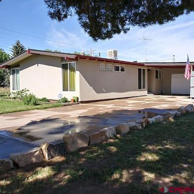 Cortez Single Family Home For Sale: 1011 Balsam