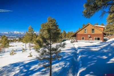 Pagosa Springs Single Family Home UC/Contingent/Call LB: 714 Pineview Road