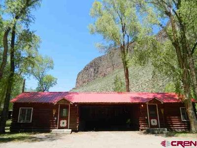 South Fork Single Family Home For Sale: 13046 Hwy 149 #Cabin #6
