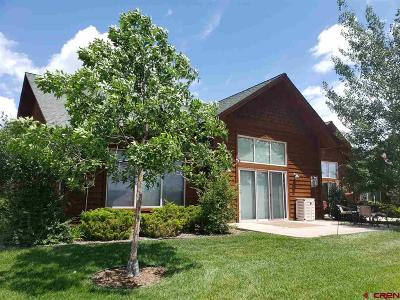 Pagosa Springs Condo/Townhouse For Sale: 56 Holly Tree Circle