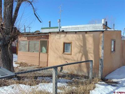 Monte Vista Single Family Home For Sale: 631 Harrison Street