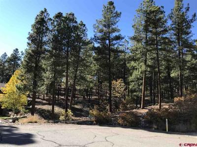 Durango Residential Lots & Land UC/Contingent/Call LB: 80 Culebra Circle