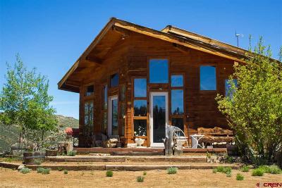 Gunnison Single Family Home For Sale: 43620 Deer Play Run Run