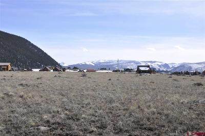 Creede Residential Lots & Land For Sale: 310 Pine Drive