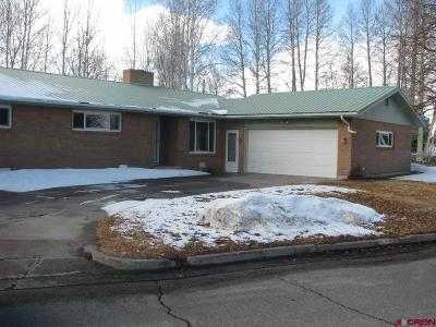 Monte Vista Single Family Home For Sale: 65 Rupert Avenue