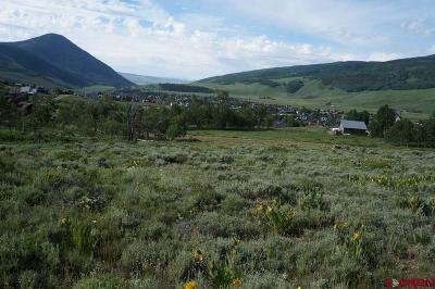 Crested Butte South Residential Lots & Land For Sale: Bryant Avenue