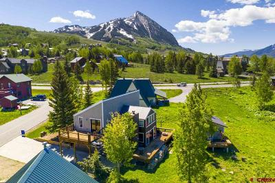 Mt. Crested Butte Single Family Home UC/Contingent/Call LB: 64 Paradise Road