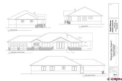 Montrose Single Family Home UC/Contingent/Call LB: 69041 E Oak Grove Road