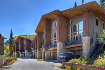 Durango Condo/Townhouse For Sale: 4 Summer Solstice