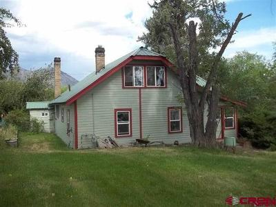 Single Family Home For Sale: 215 Highway 92 Highway